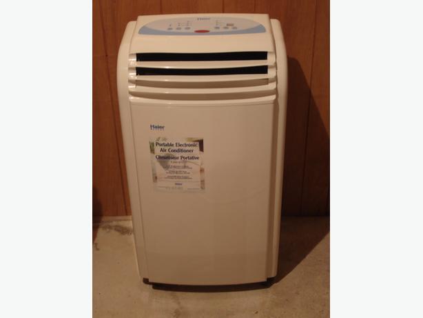 Haier Portable Air Conditioner 9000 BTU