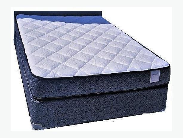 Brand new deluxe double bed