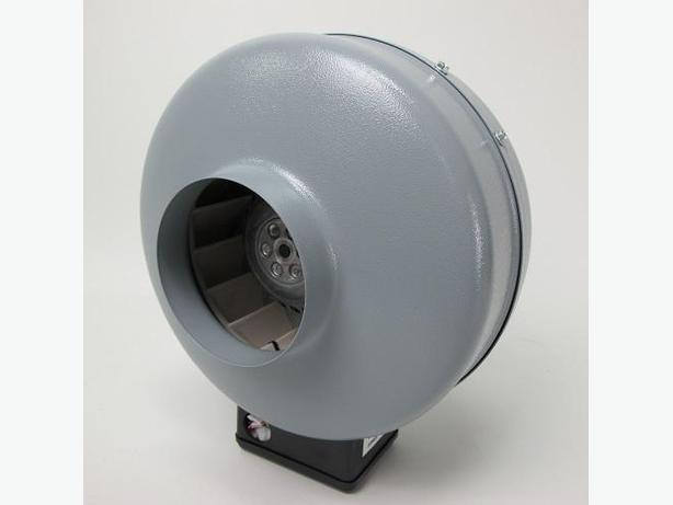 Elicent AXC150B Centrifugal Inline Fan 150mm (Metal)