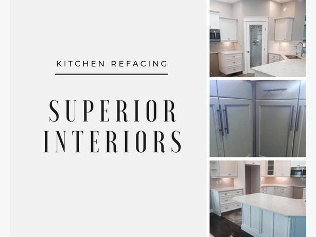 Kitchen Refacing Services
