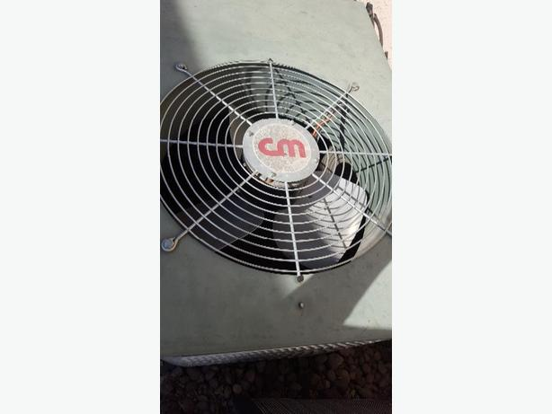 central air conditioner unit
