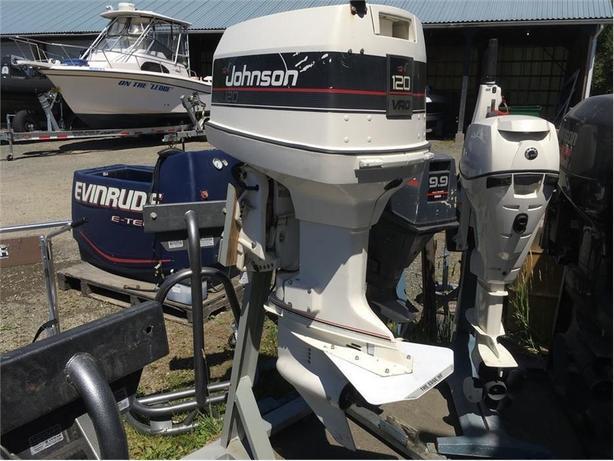 1988 Johnson 120VRO -