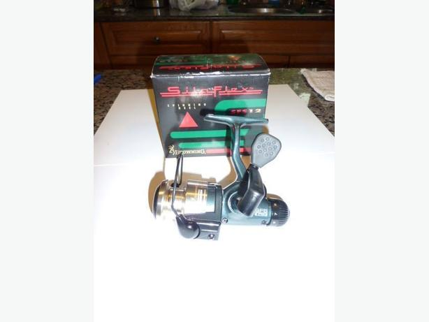 BROWNING spincast reel