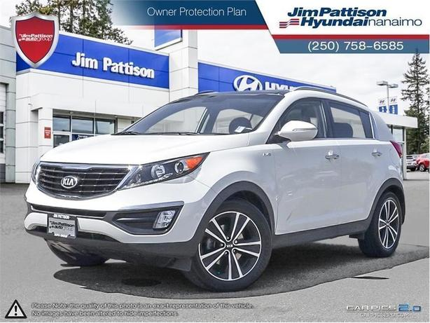 2016 Kia Sportage SX Luxury Turbo