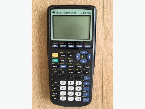 Texas Instrument TI-83 Plus Graphing Calculator