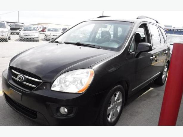 Nice 2009 Kia Rondo Hatchback,Automatic Transmission,REAL DEAL