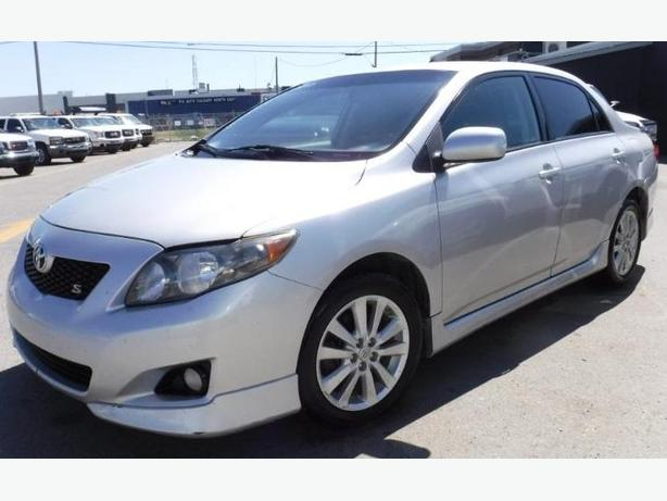 Excellent 2010 Toyota Corolla S Edition ,5 Speed Manual,REAL DEAL