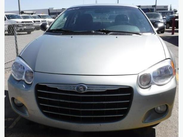 Attractive 2005 Chrysler Sebring Touring Edition,REAL DEAL
