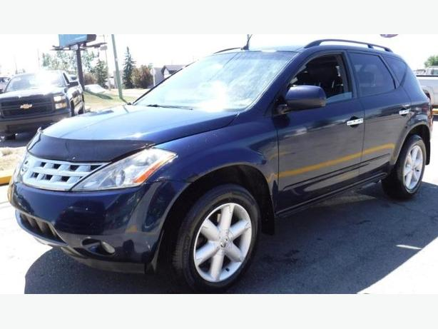 Attractive 2004 Nissan Murano SE AWD, Automatic,4x4,DEAL