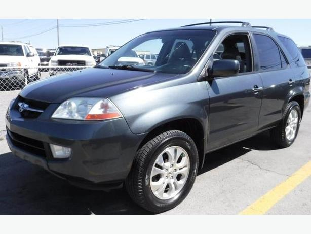 Attractive 2003 Acura MDX Touring Edition AWD,Clean Carproof,DEAL