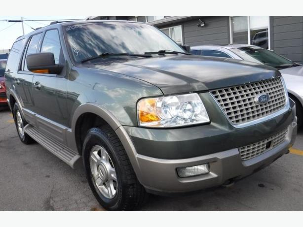 Attractive 2003 Ford Expedition Eddie Baeur Edition AWD, 8 Seats,DEAL