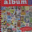 1966 Harris Pioneer World Wide Stamp Album