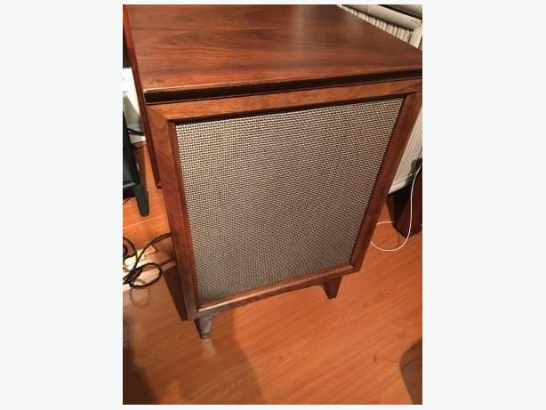 WANTED: Large Tannoy Speakers from the 60's,70.80's