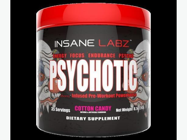Psychotic Preworkout Insane Labz West Shore Langfordcolwood