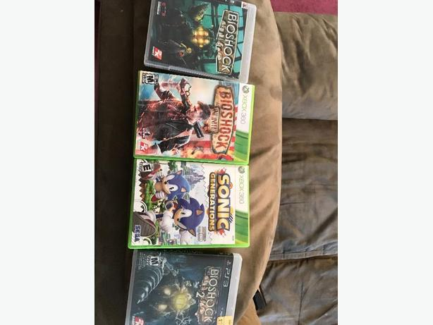 Xbox 360/PS3 Games for sale!!!