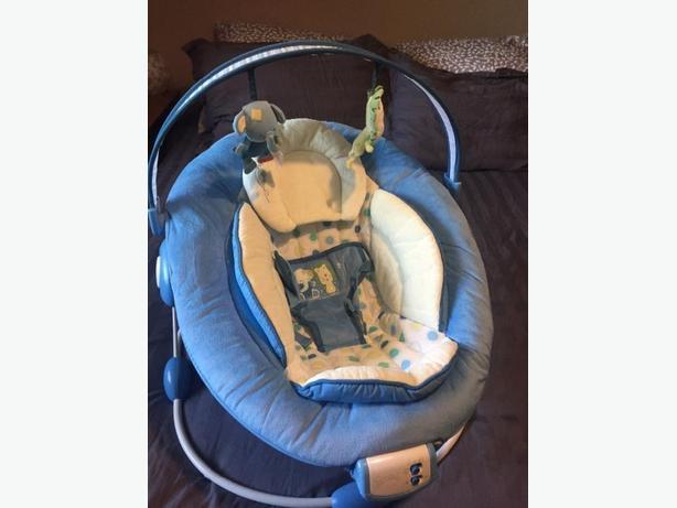 Comfort&Harmony Bouncy Seat