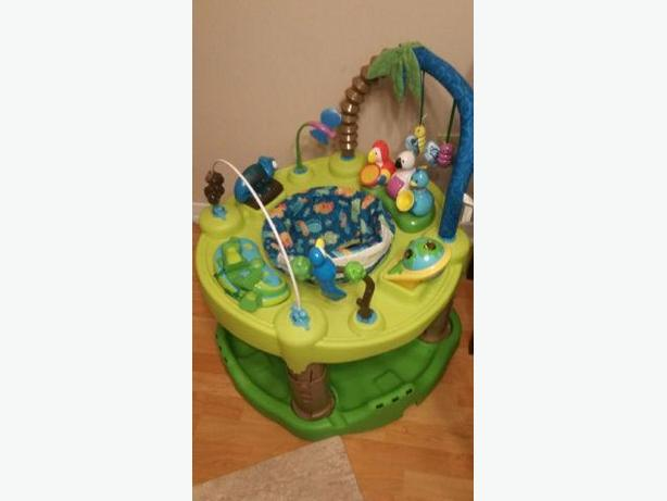 Evenflo Exersaucer Triple Fun Playgrounds
