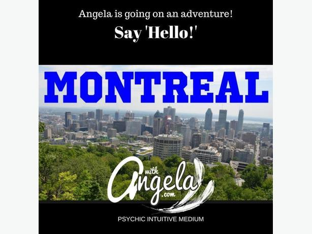 Angela Psychic Intuitive Medium - Amazing!