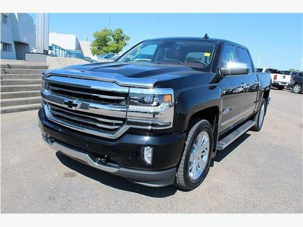 2016 chevrolet silverado 1500 high country central regina regina. Black Bedroom Furniture Sets. Home Design Ideas