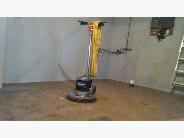 Floor Buffer/Polisher/Scrubber/Sander