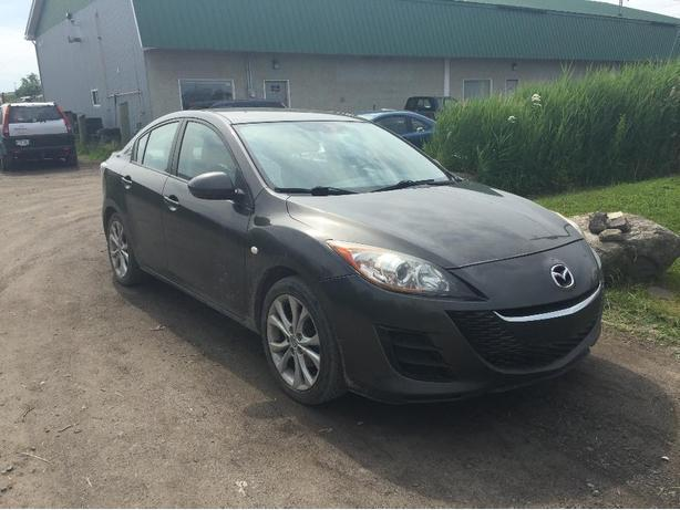 Mazda 3 2010 GS Manual - great ride!