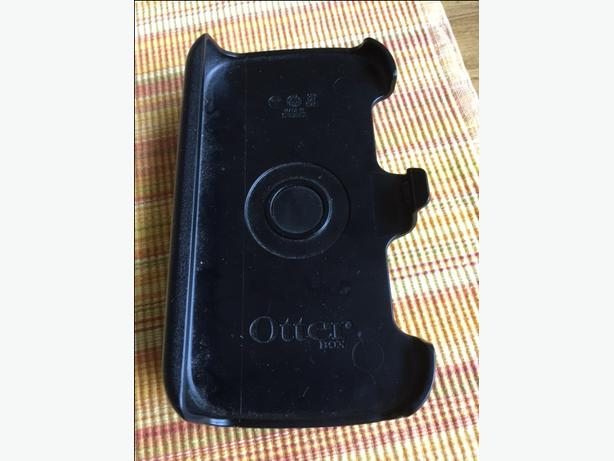 Otterbox iPhone 4 4G Defender Case Replacement Holster Belt Clip - B&W