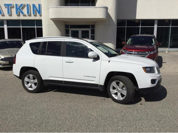 2016 Jeep Compass High Altitude 4X4 - 7Q033