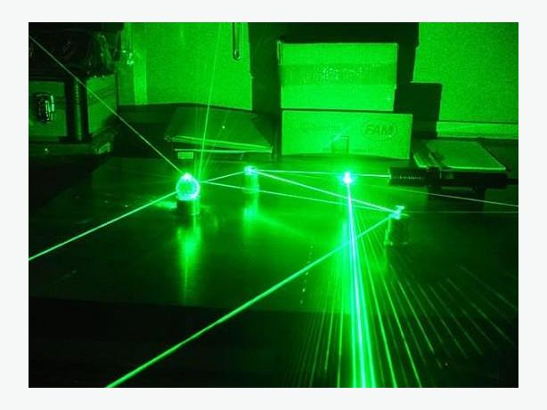 Laser is a leading international provider of advanced