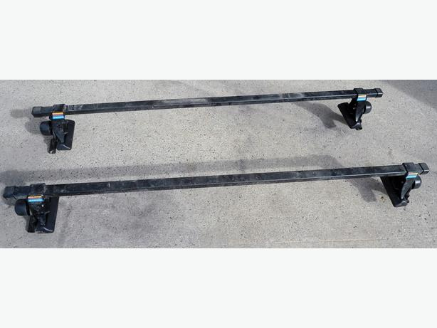 TERZO ROOF TOP CROSS BARS / ROOF RACKS