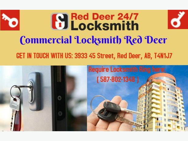 Affordable and Quick Locksmith Services Red Deer