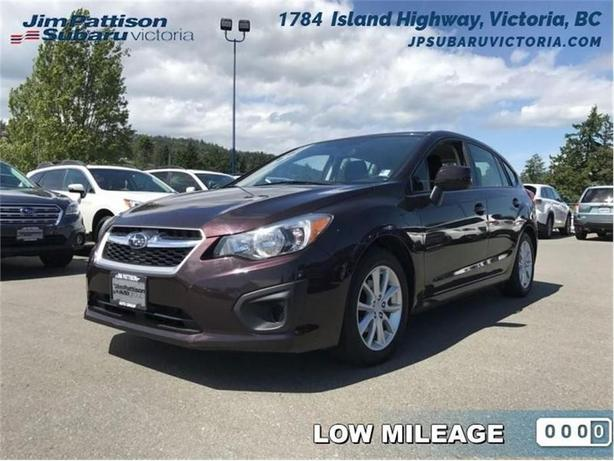 2013 Subaru Impreza 20i Touring Package 5 Door 15793 Bw Low