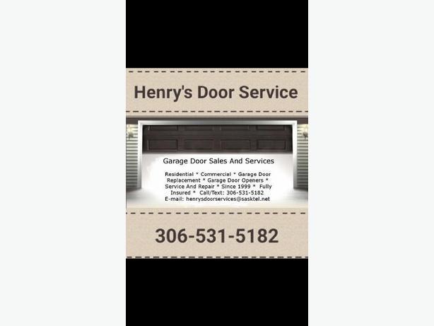 Overhead Door Services