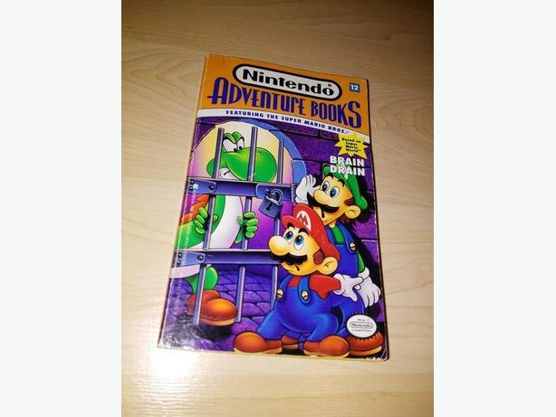 1992 Nintendo Adventure Book #12
