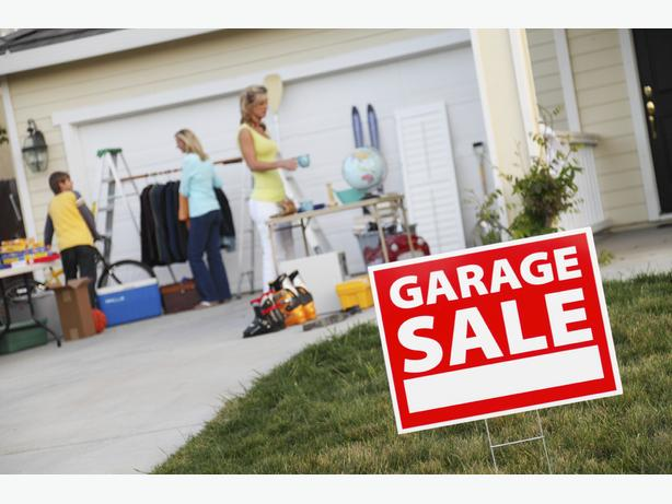 Saturday July 22 - Community Garage Sale (Otterson Drive)
