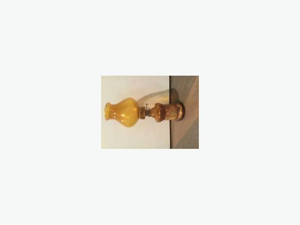 Oil lamp, vintage