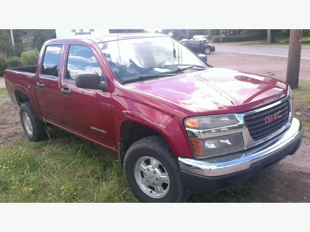 2005 GMC CANYON 4WD-5cyl.,Loaded-Nice Truck