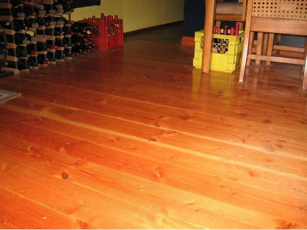 Rustic Fir Flooring