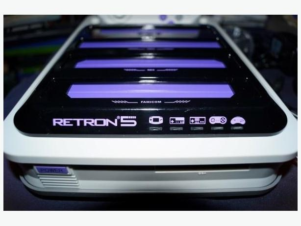 Hyperkin Retron 5 : HD