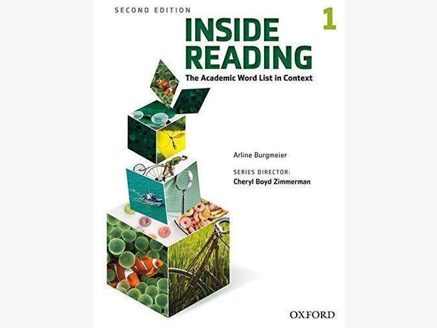 Used Inside Reading: Level 1 Student Book