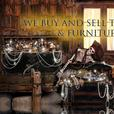 We buy and Consign Furniture and Treasures!