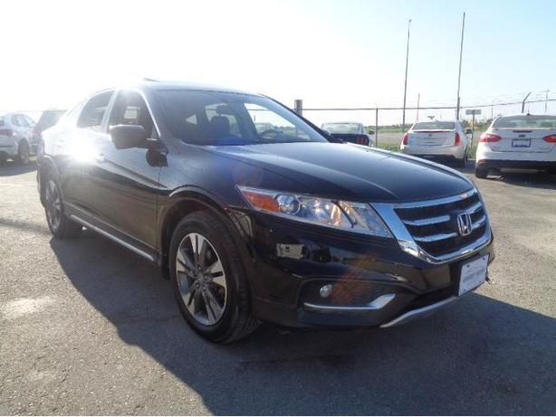 2013 Honda Crosstour EX-L 4WD #I5915 INDOOR AUTO SALES WINNIPEG