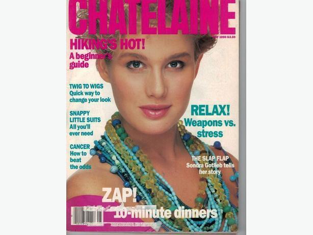 ffcdd139447 Vintage Chatelaine Magazines Other Edmonton Area Location
