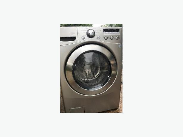 Hi Efficiency LG Washer