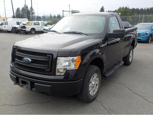 2013 Ford F-150 STX Regular Cab 6.5 Foot Box 4WD