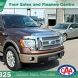 2012 Ford F-150 King Ranch 4x4 ecoBoost