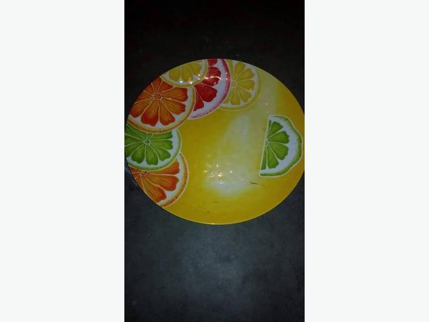 Fruit design decor
