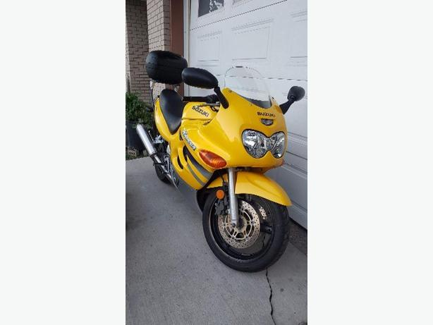 2003 Suzuki katana 600cc