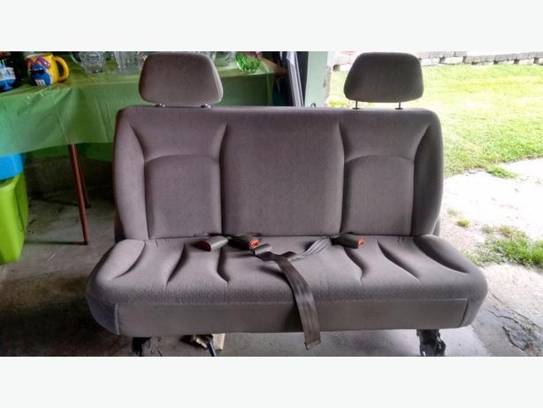 Caravan Bench seat