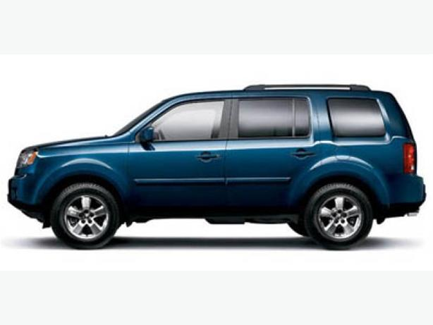 2009 Honda Pilot EX-L 4WD | Leather | Sunroof | *COMING SOON*