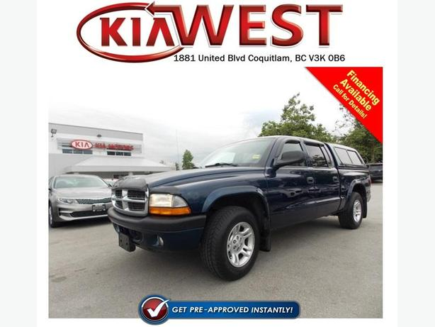2004 Dodge Dakota Sport Quad Cab 4X2